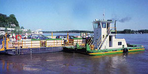 Click HERE for the Ste Gen/Modoc Ferry website